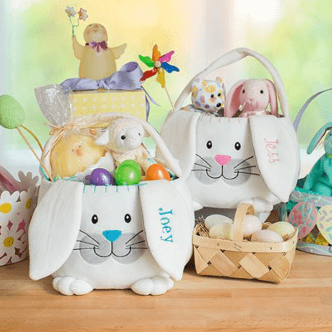 Personalized Easter Basket for your Special Child