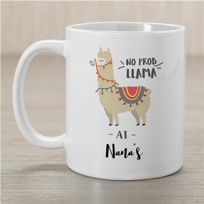 Personalized Grandma Mug...No-Prob Llama