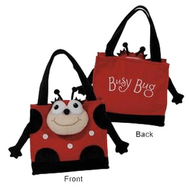 Busy Bug Mini Tote