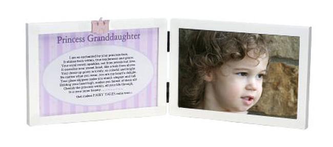 Princess Granddaughter Frame