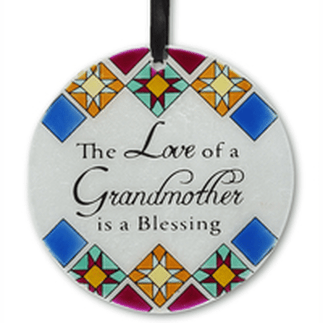 Grandmother Ornament