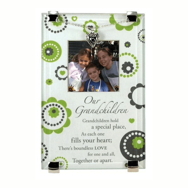 Frame for Our Grandchildren