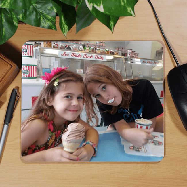 Photo Mouse Pad for Grandma