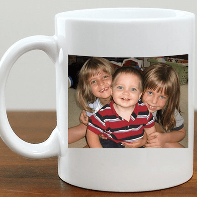 Photo Cup for Grandpa.