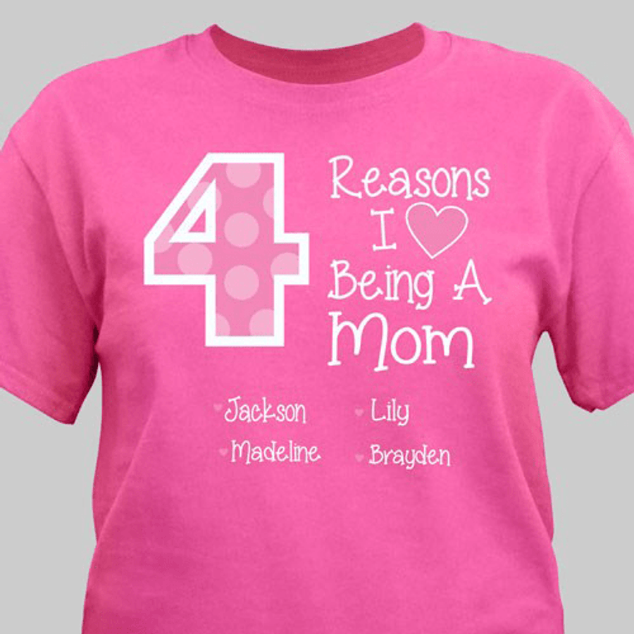 """Reasons I Love Being A...(you fill in the blanks)"""" T-Shirt"""