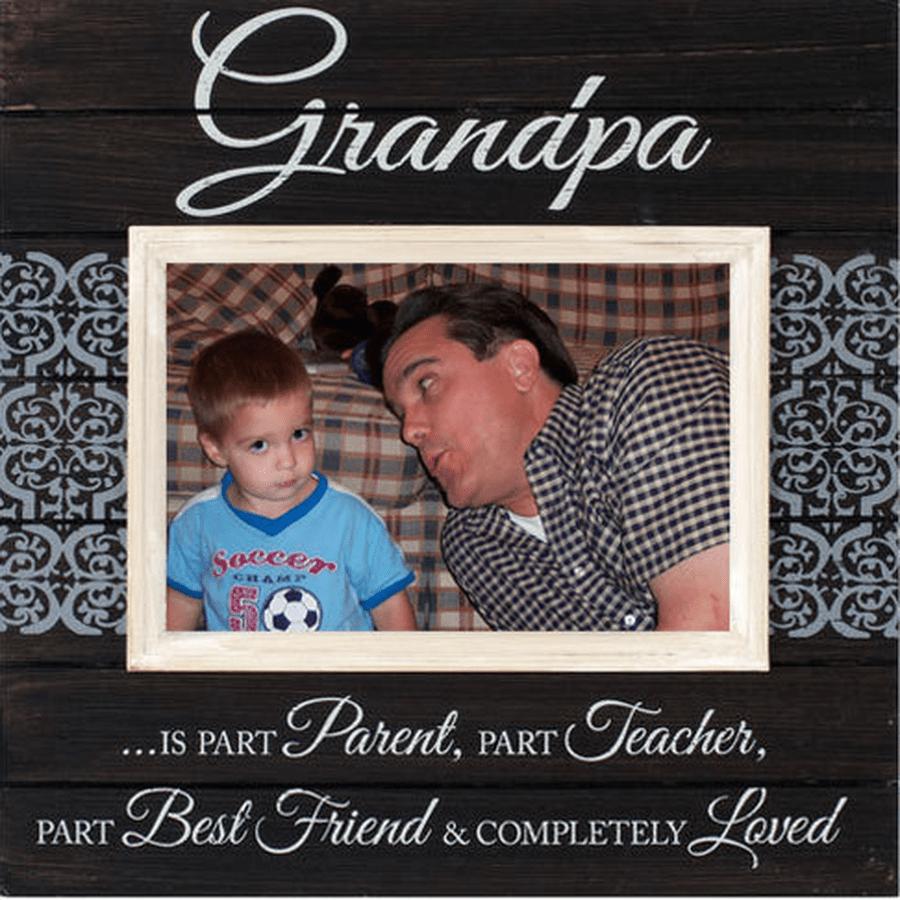 Sunwashed Frame for Grandpa