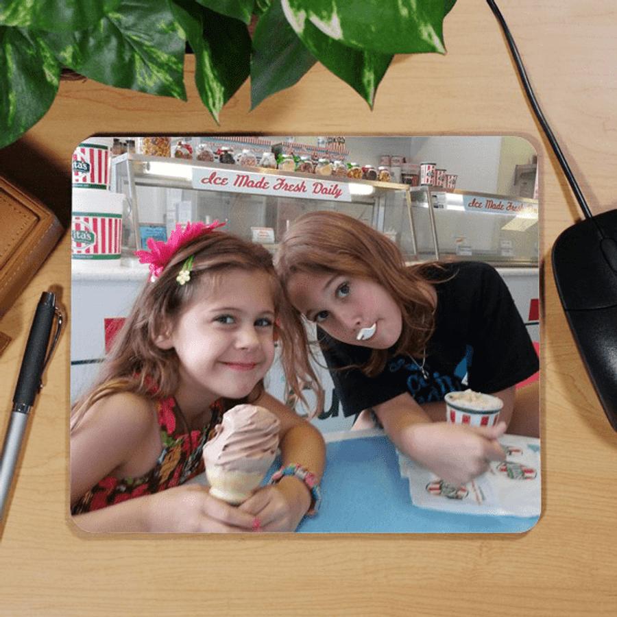 Photo Mouse Pad for Grandma