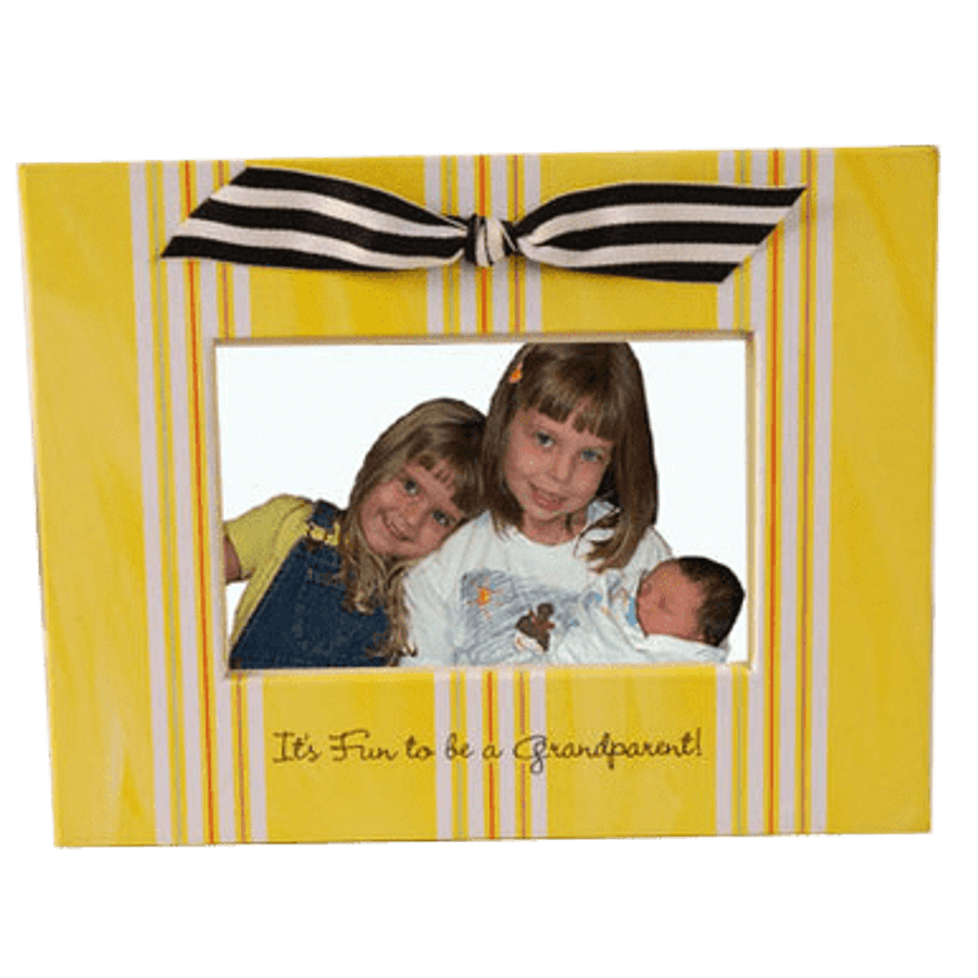 It's Fun to be a Grandparent Frame