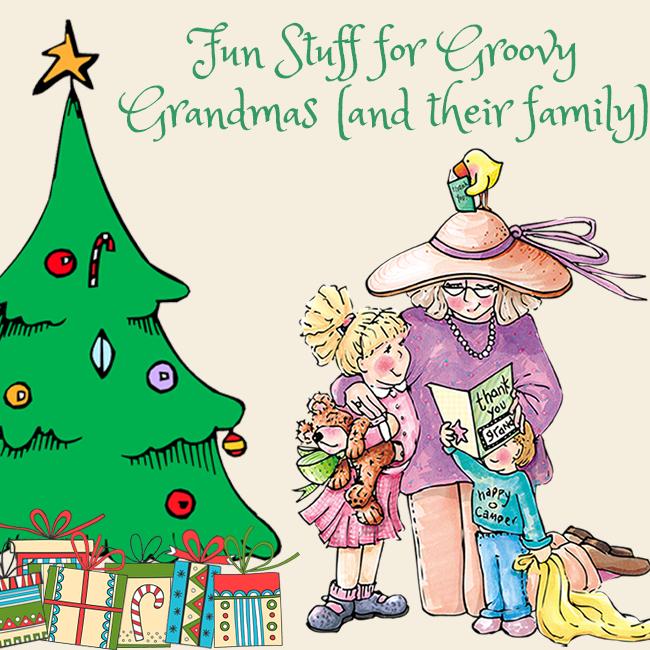 Unique Gifts for Grandma and Grandpa