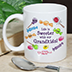 Life Is Sweeter Cookie Mug