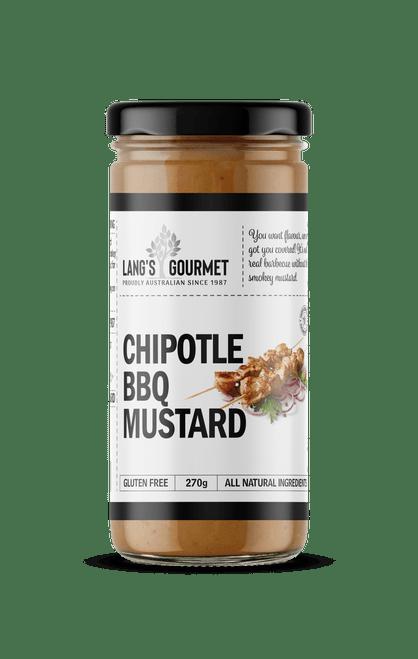 CHIPOTLE BBQ  MUSTARD 270g
