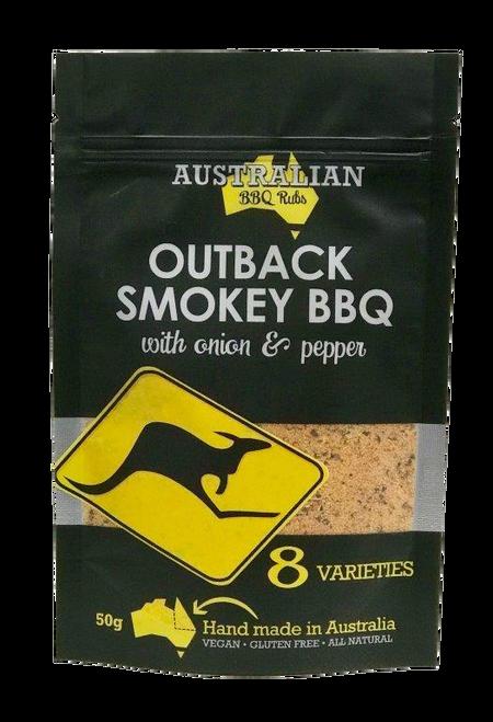 OUTBACK SMOKEY BBQ 50g