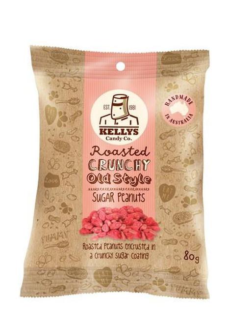 Sugar Peanuts - Snack Pack 80g