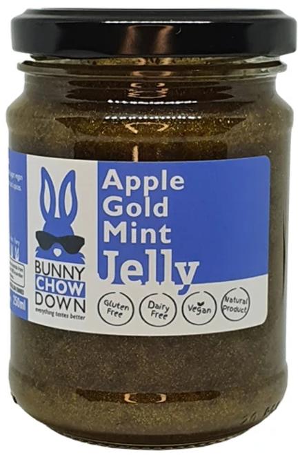 Mint Gold Apple Jelly 250ml