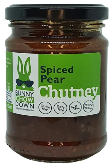 Spiced Pear Chutney 250ml