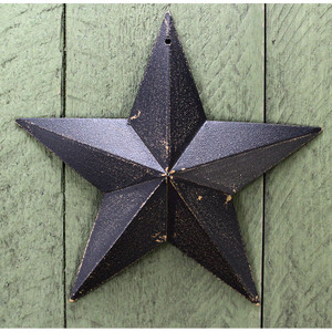 Rusty Tin Star Little Coon Creek Crafts
