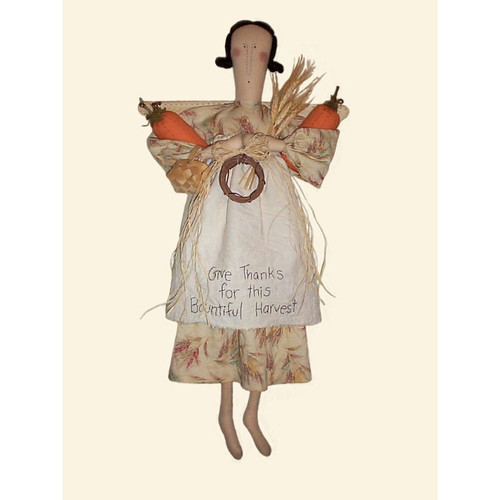 Autumn Angel Doll E-Pattern