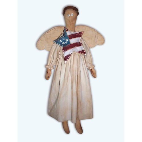 Angelic Americana Pattern