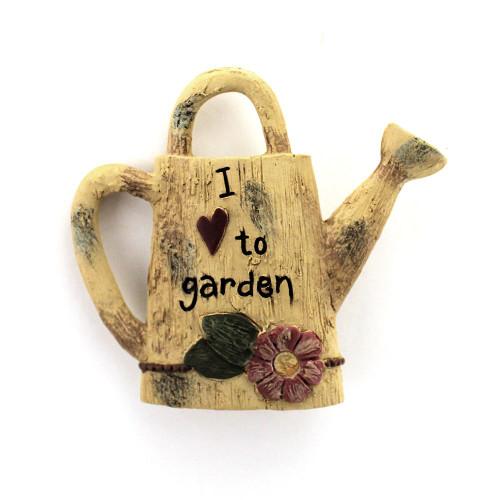 Country Primitive Gardening Pin Spring Wear
