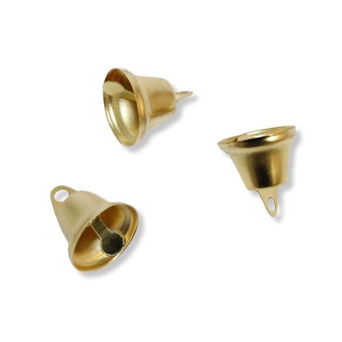 """1-1/4"""" Gold Liberty Bells"""