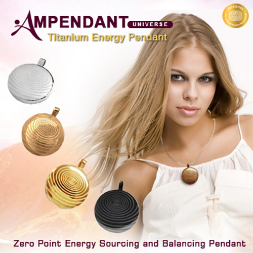 AMpendant Universe - AFT Quantum Energy Balancing Pendant