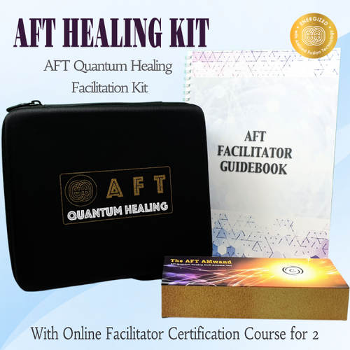 NEW AFT Healing Kit.3.0 with Online Training