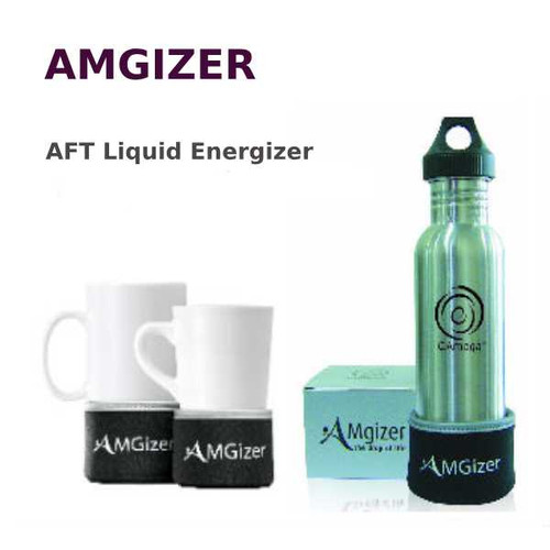 AMGizer: Energizing Cup / Bottle Holders