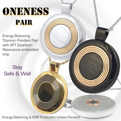 ONENESS: AFT PENDANT - PAIR