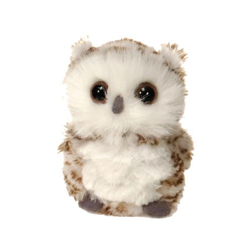 White Mini Owl Plush