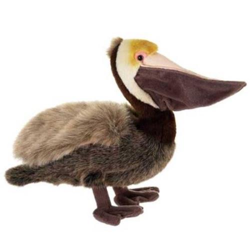 Brown Pelican Plush
