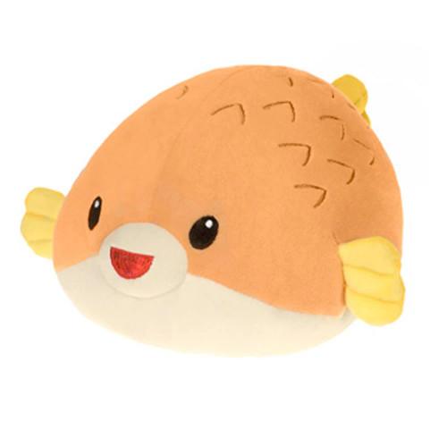 Patty the Pufferfish Plush