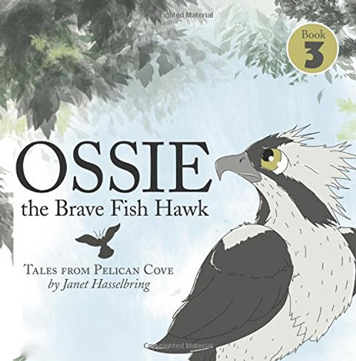 Ossie The Brave Fish Hawk by Janet Hasselbring