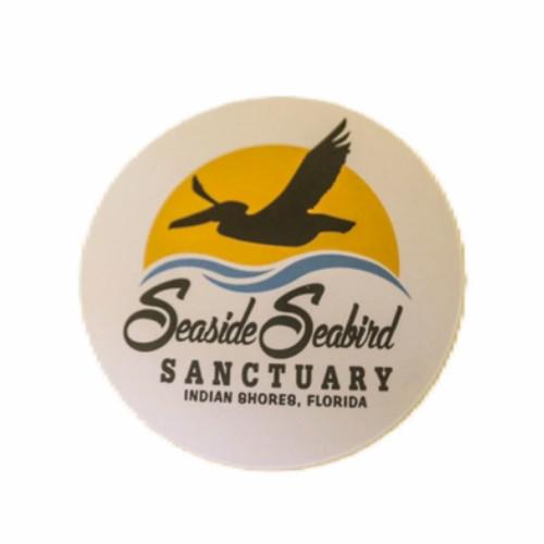 Seaside Seabird Sanctuary Bumper Sticker