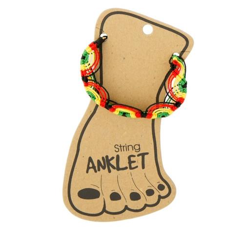 String Anklets