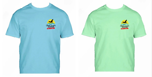 Seaside Seabird Sanctuarty Jr. Rescue Team Tee Shirts