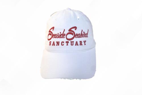 White Seaside Seabird Sanctuary Hat