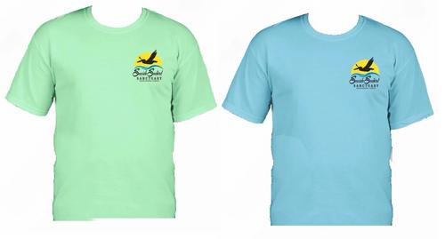 Seaside Seabird Sanctuary Saving Lives Shirt