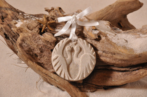 Heron/Egret Sand Ornament