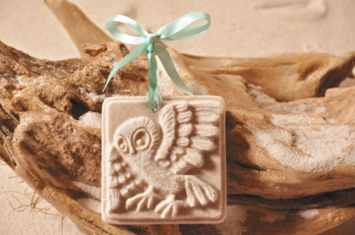 Owl Sand Ornament
