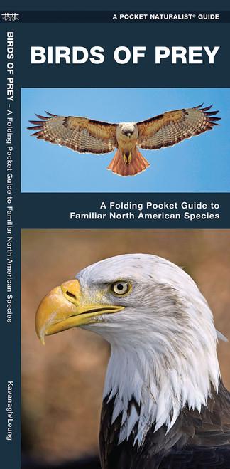 Birds of Prey Folding Pocket Guide