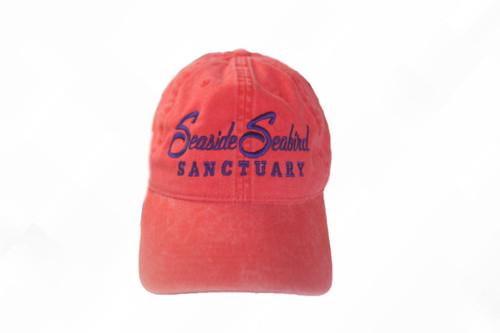 Red Seaside Seabird Sanctuary Hat