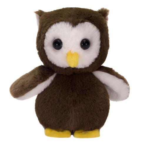 Hoot the Owl Plush