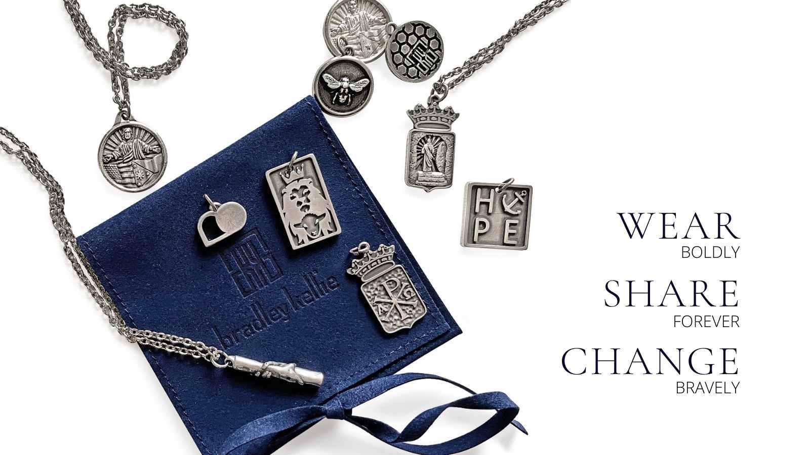 Bradley Kellie Christian Jewelry Faith Based Design Boerne Texas Hill Country