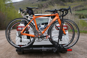 THE NEW MAX RACK PLUS LETS YOU CARRY 2 BIKES WHEN NEEDED