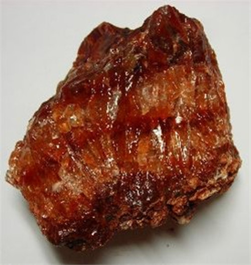 "Calcite Mexico ""Blood Red"" New Find. Limited Quanity 2.5-3 in."