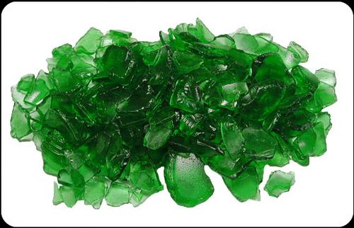 Genuine Sea Beach Glass Emerald Color Sea glass 1 pound bags