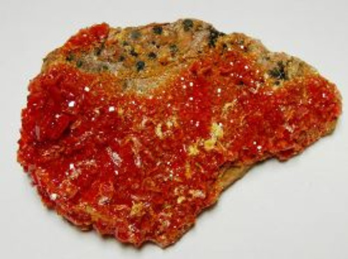 Vanadinite Crystal Cluster 45-65 mm Morocco special purchase