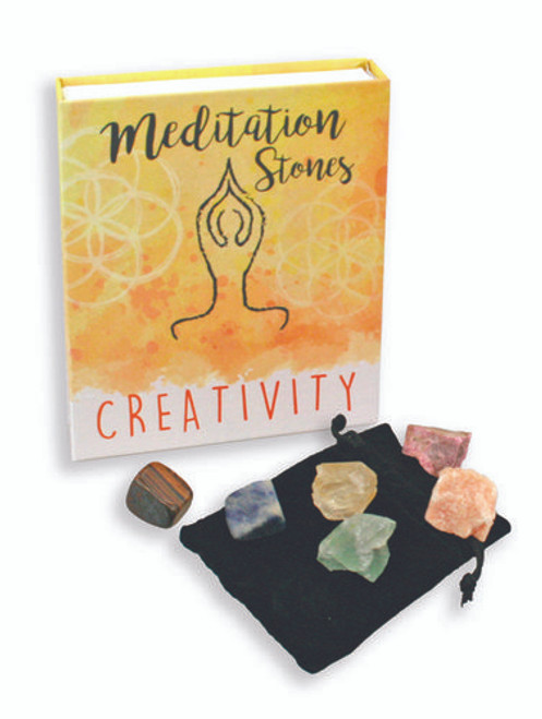 Meditation Stones Creativity Assortment kit Free Shipping