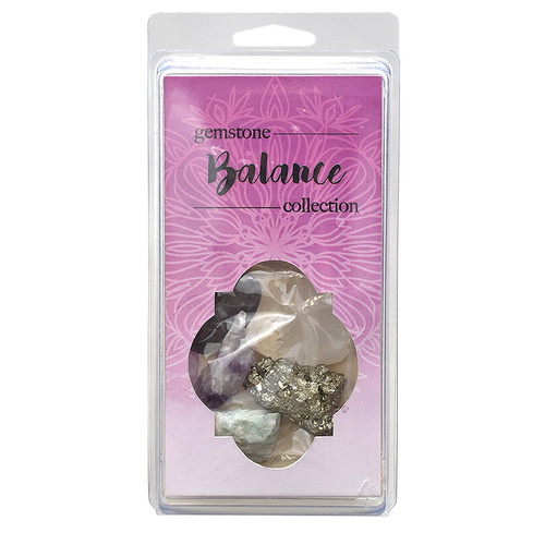 Gemstone Balance Stone Collection, Free Shipping