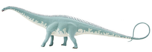 Diplodocus Realistic Hand Painted Toy Figurine Model by Safari Ltd